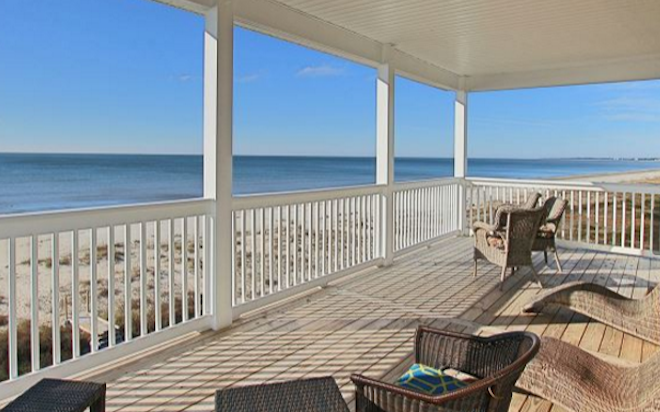 Our Vacation Rentals in Cape San Blas Outclass Hotels