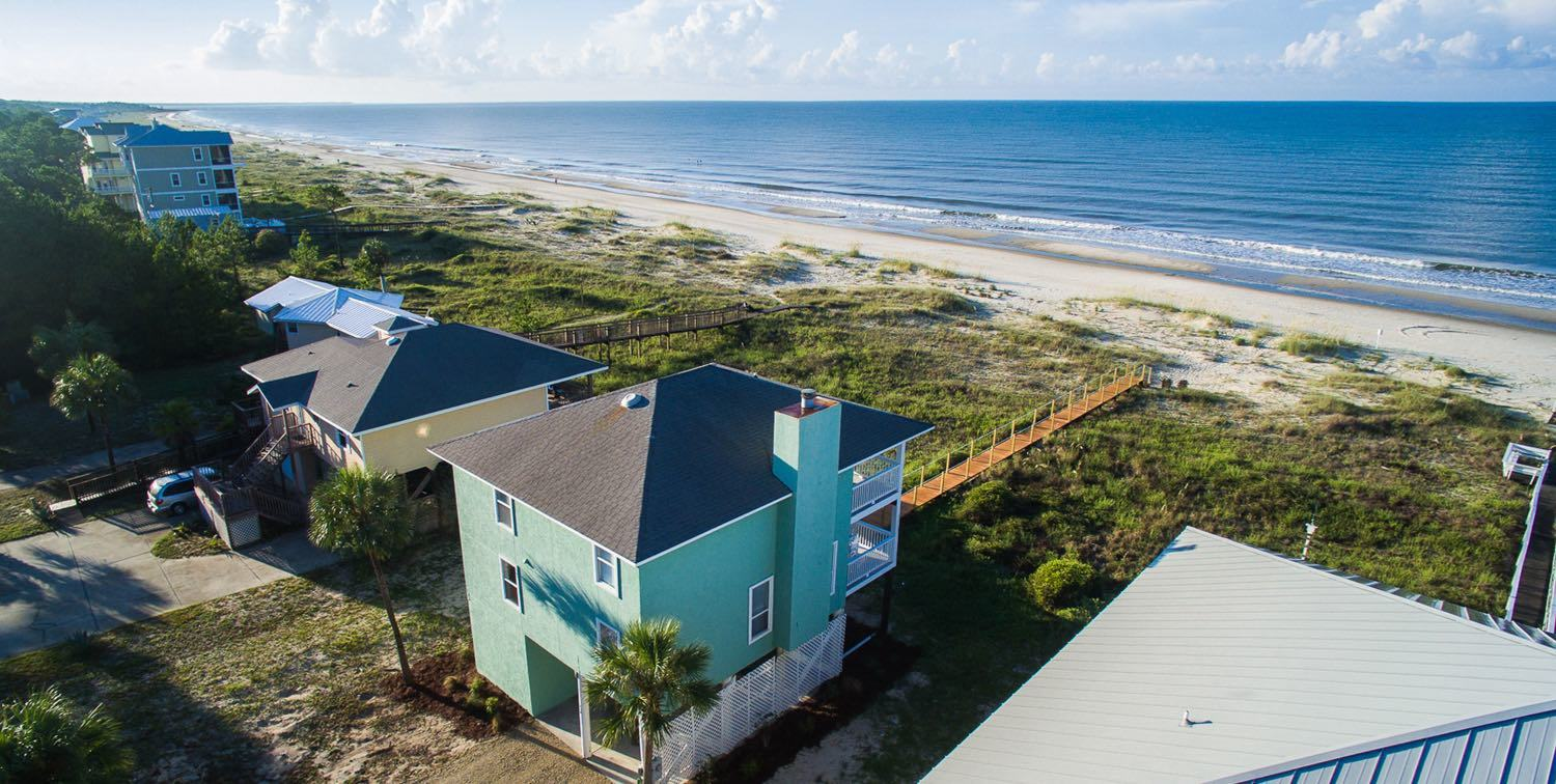 cape san blas vacation rentals sunset reflections home rentals